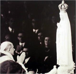 Paulo VI e NSFatimia